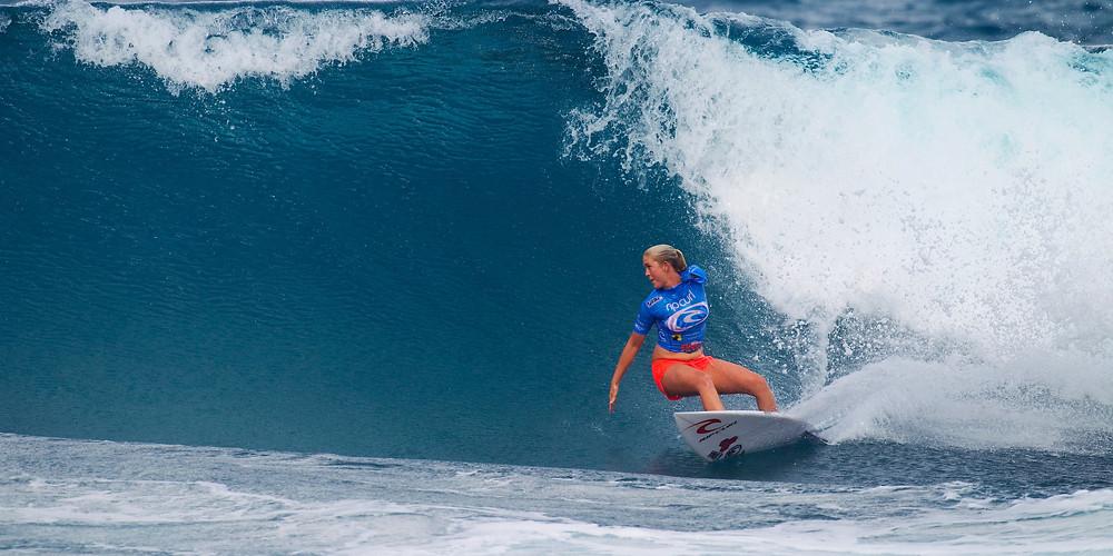 Pro-Surfer Bethany Hamilton I Parasurfing