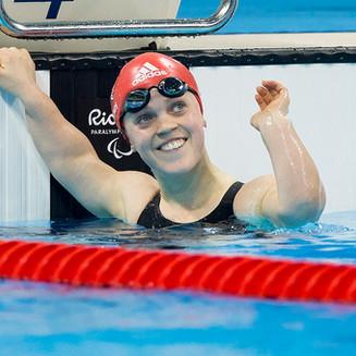 Parasports World 60 Seconds with Ellie Simmonds