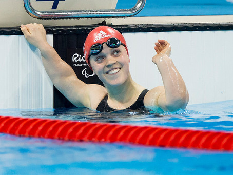 Parasports World 60 Seconds with Ellie Simmonds