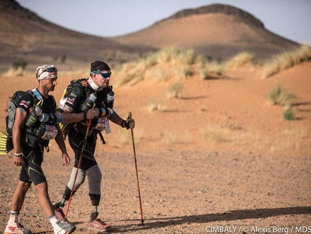 Marathon des Slater | 251km at 50°