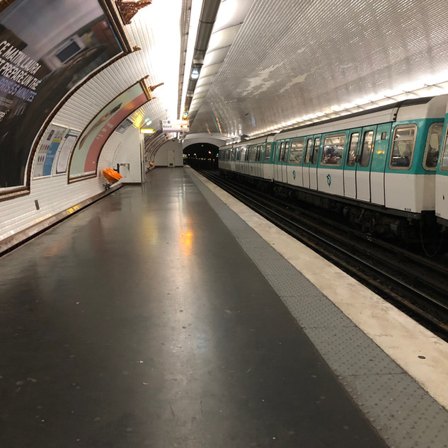 the tube, 2018