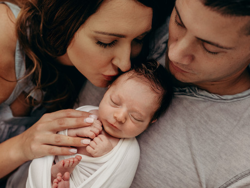 Newborn Session | Baby Luca | Palm Beach Gardens, FL