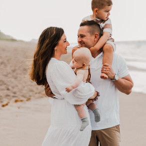 Family Session | The Gordon Family | Juno Beach, FL