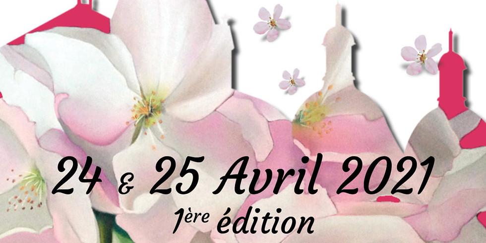 Couleurs de printemps Château de la Bourbansais