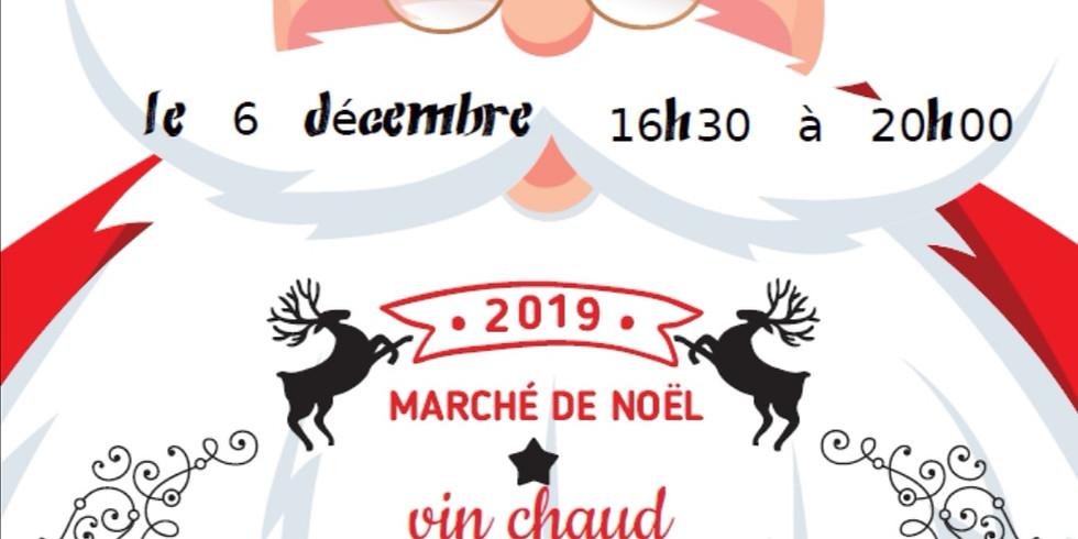 Marché de Noël Saint Malo
