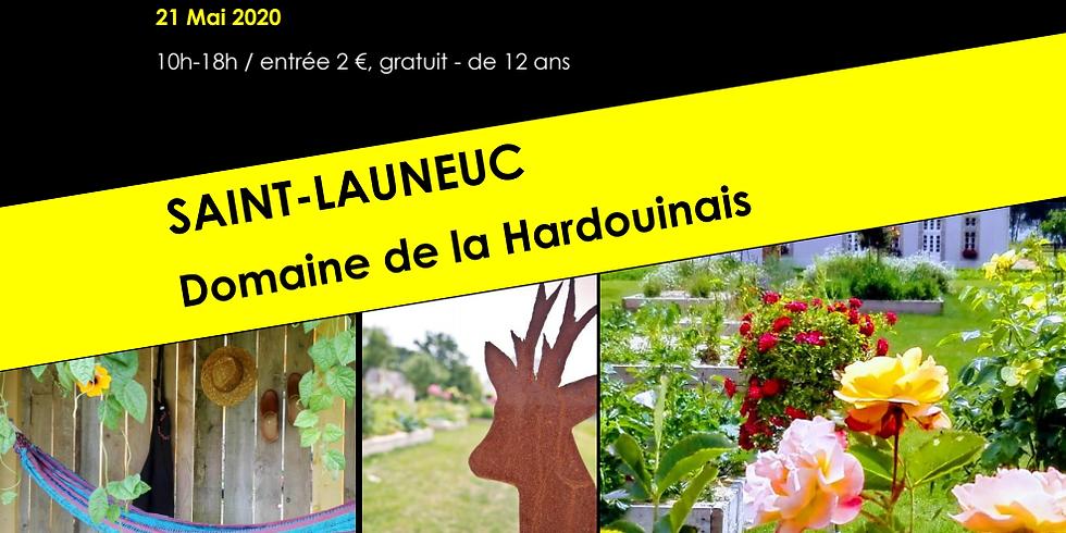 """Marché aux plantes """" Art et Gastronomie"""" Saint Launeuc 22"""