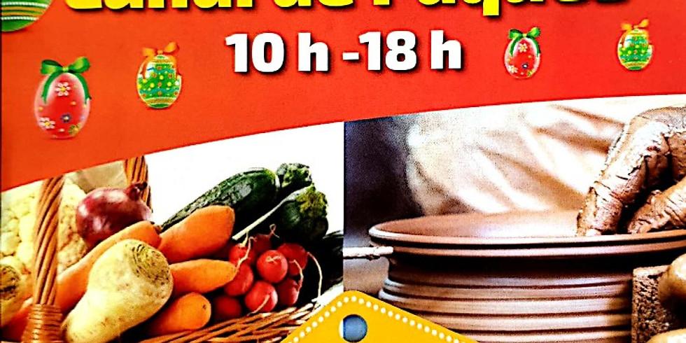 Marché de Pâques Cherrueix