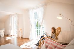 Wohnung 2 Wohnzimmer-Relax