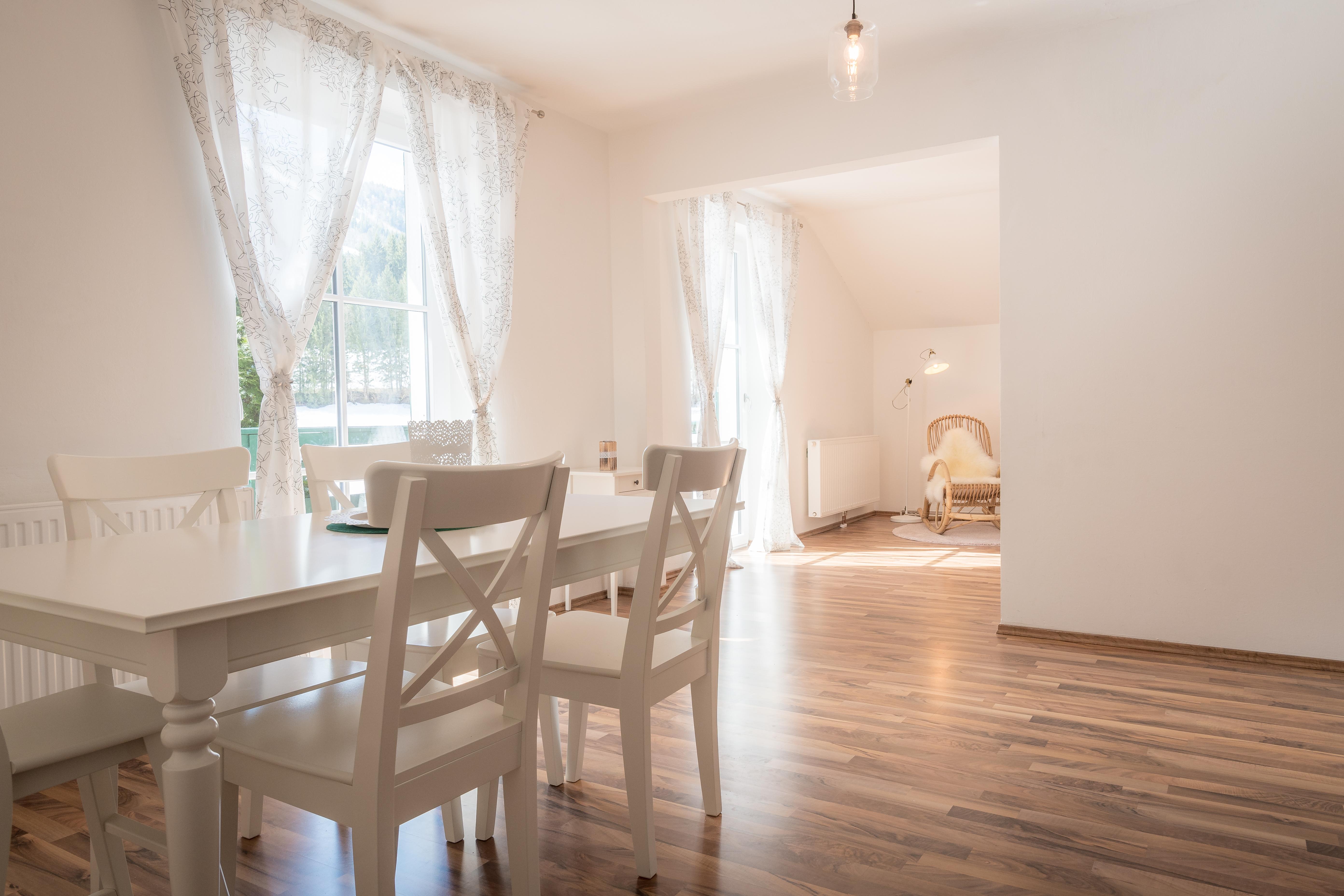 Wohnung 2 Esszimmer-Wohnzimmer