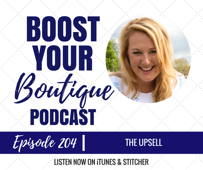 204: The Upsell