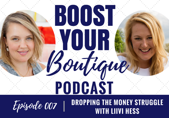 007: Dropping the Money Struggle with Liivi Hess