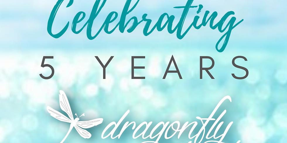 5 Year Celebration!