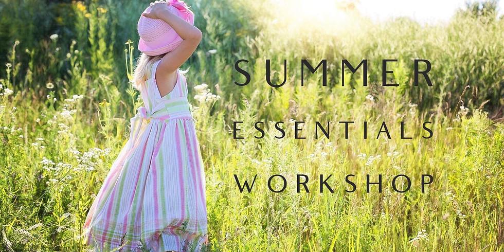 Moms DIY Night: Summer Essentials