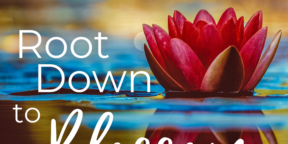 Root Down to Blossom - 2022 weekend getaway!
