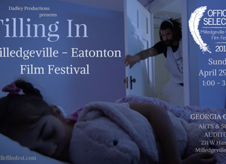 'Filling In' Heads Back to Georgia for the ME Film Festival