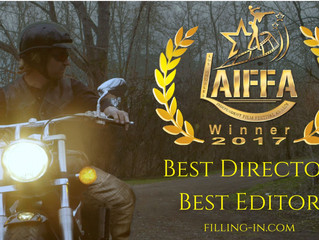 'Filling In' Wins First Two Accolades at the Los Angeles Independent Film Awards