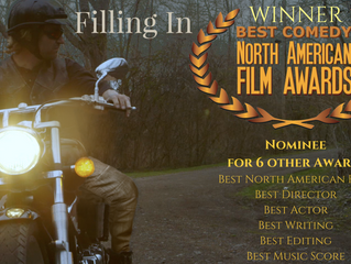 North American Film Awards Selects 'Filling In' as a Winner for Best Comedy