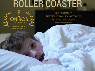 Oniros Film Awards Declares Roller Coaster a Finalist in Three Categories