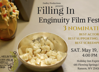 'Filling In' Heads to the Enginuity Film Festival as a Triple Nominee