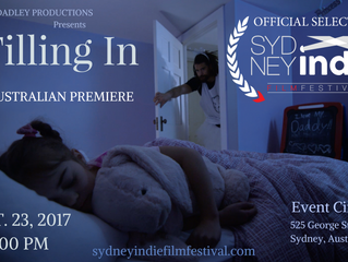 'Filling In' Goes Down Under to Sydney, Australia for SIFF 2017!