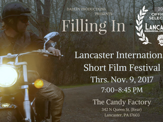 'Filling In' Comes Home to Lancaster, PA!