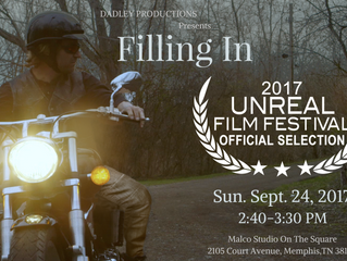 Unreal Film Festival in Memphis Welcomes 'Filling In'