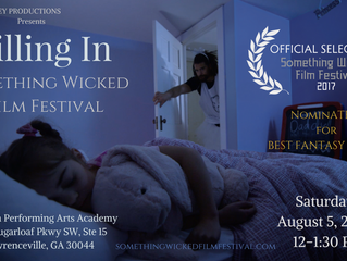 'Filling In' Nominated for Best Fantasy Short at Something Wicked Film Fest
