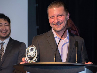Holtz Honored at Open World Toronto Film Festival as Best Supporting Actor!