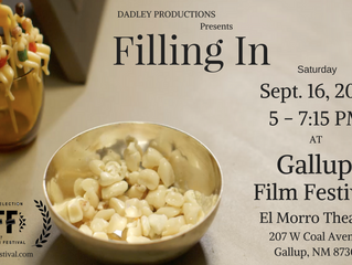 'Filling In' Returns to the Southwest for Gallup Film Festival 2017
