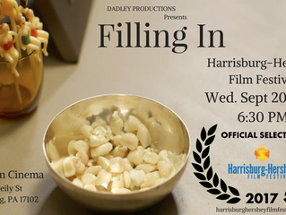 'Filling In' Comes Home to Screen at Harrisburg-Hershey Film Fest!