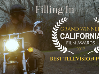 California Film Awards Declares 'Filling In' as Best Television Pilot