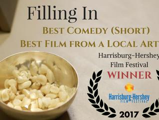 Harrisburg-Hershey  Film Festival Honors 'Filling In'