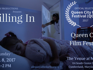 'Filling In' Premieres in Maryland at the Queen City Film Festival