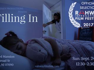 'Filling In' Returns to NJ for the Rahway International Film Fest