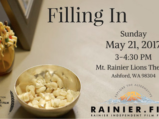 'Filling In': Official Selection at the Rainier Independent Film Festival