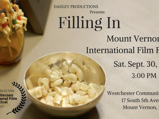 'Filling In' Heads to Mount Vernon for a Return Trip to NY