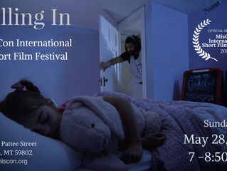 'Filling In' To Screen at MisCon International Short Film Festival in Missoula, Montana