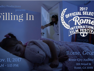 Rome International Film Festival Brings 'Filling In' Back Down South to Georgia