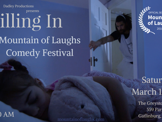 'Filling In' Heads to Tennessee for the Mountain of Laughs Comedy Festival