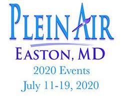 Plein Air Easton Website