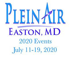 Plein Air Easton Website
