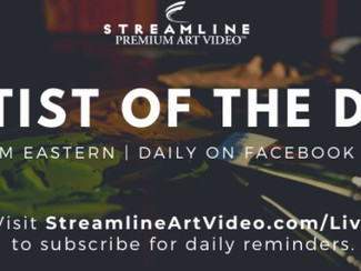 Streamline Art Videos