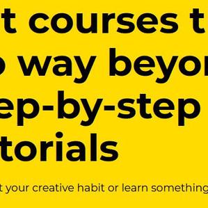 Sketchbook Skool Online Learning
