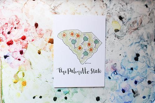 The Palmetto State | South Carolina