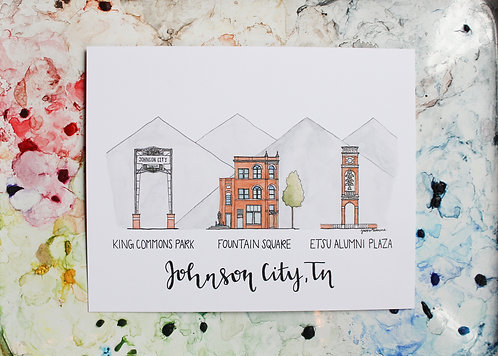 Johnson City Elements | Tennessee