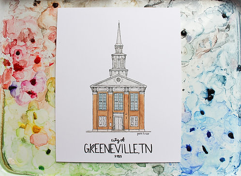 Greeneville, TN | Canonball Church
