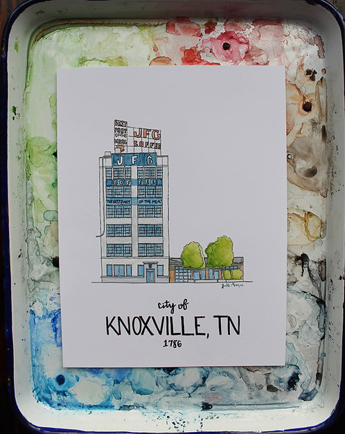 Knoxville, TN | JFG Flats