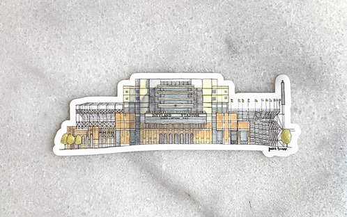 Neyland Stadium | Sticker