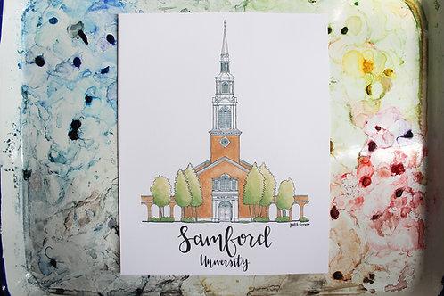 Reid Chapel | Samford University