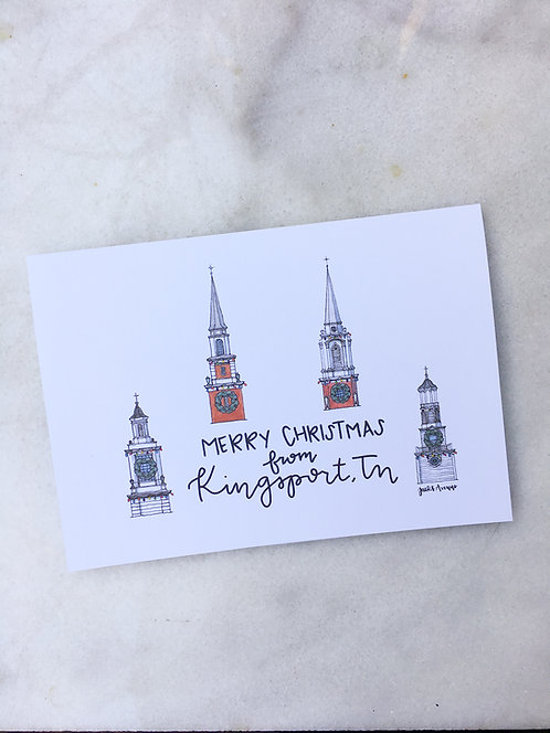 Merry Christmas from | Kingsport